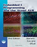 img - for By Richard H. Barnett - Embedded C Programming and the Atmel AVR: 2nd (second) Edition book / textbook / text book