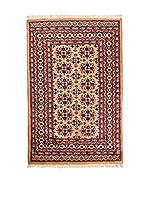 Navaei & Co. Alfombra Kashmir Rojo/Multicolor 125 x 73 cm