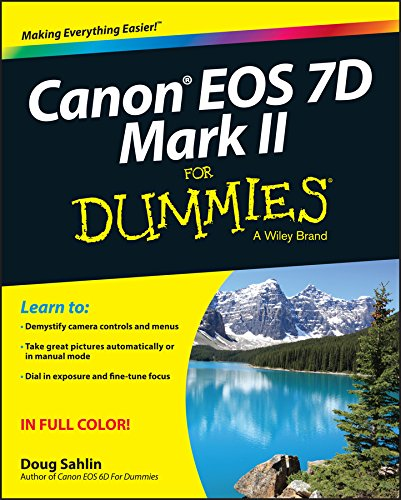 Download Canon EOS 7D Mark II For Dummies