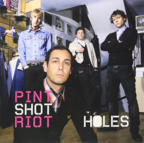 Album Art for Holes by Pint Shot Riot
