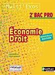Economie - Droit - 2e Bac Pro