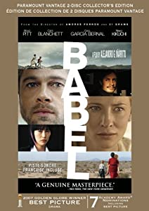 Babel (Collector's Edition) (Bilingual)