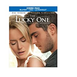 The Lucky One (Blu-ray+DVD+UltraViolet Combo Pack)