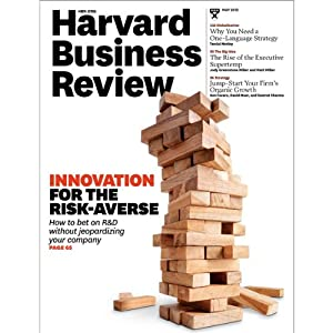 Harvard Business Review, May 2012 | [Harvard Business Review]