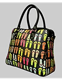 Digitally Printed Multi Stylish Cabin Carry Bags With Multi Pocket - B01ICTCT86
