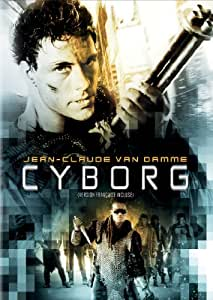 Cyborg DVD Repackage