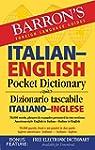Barron's Italian-English Pocket Dicti...
