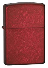Zippo Candy Apple Red Pocket Lighter