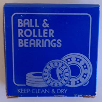 China 6203-2DLRS Single Row Ball Bearing