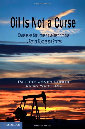 Oil Is Not a Curse: Ownership Structure and Institutions...