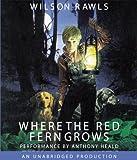 Where the Red Fern G (Lib)(CD)
