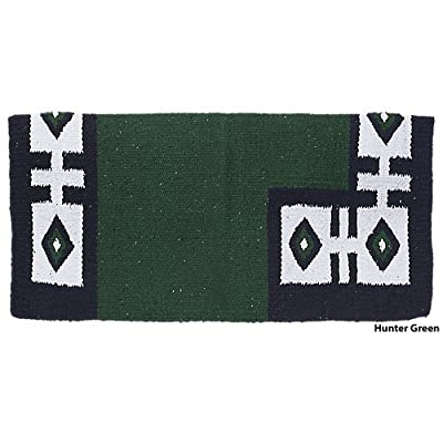 Tough 1 Thunderbird Double Weave Saddle Blanket
