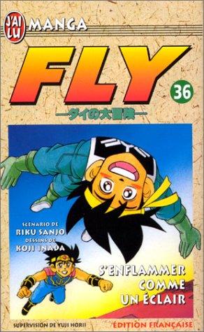 Fly, numéro 36. S'enflammer comme un éclair
