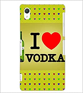 PrintDhaba Quote D-3249 Back Case Cover for SONY XPERIA Z3 (Multi-Coloured)