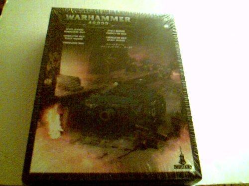 Warhammer 40,000 Space Marine Vindicator MkII