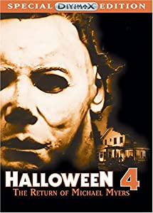 Halloween 4 - The Return Of Michael Myers Divimax Edition from Starz / Anchor Bay