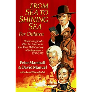 From Sea to Shining Sea For Children - Questions