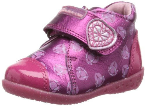 Agatha Ruiz De La Prada Girls Boots 131913 Pink 3 UK Child, 19 EU