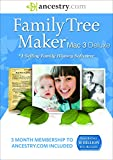 Family Tree Maker Mac 3 Deluxe