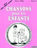 echange, troc John L. Philip - Partition: Chansons pour enfants faciles (piano, orgue, guitare)