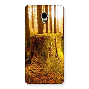 Tree Trunk Print Back Case Cover for Lenovo Vibe P1