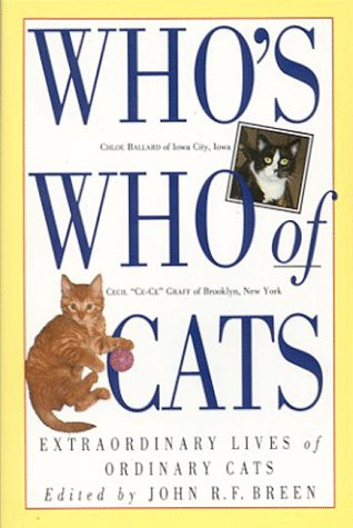 Who's Who of Cats, John R.F. Breen