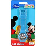 Disney LCD Blue Mickey Mouse Clubhouse Digital Watch for Children