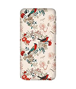 Bird Horse HTC Desire 816 Case