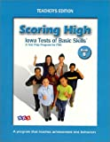 echange, troc WrightGroup/McGraw-Hill - Scoring High on Itbs: Teacher Edition Grade 8