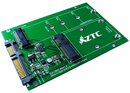 ztc-2-in-1-thunder-board-m2-ngff-or-msata-ssd-to-sata-iii-board-adapter-multi-size-fit-with-high-spe