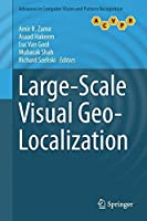 Large-Scale Visual Geo-Localization Front Cover