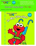 Sesame Beginnings to Go: In My Stroller (0375828729) by Tabby, Abigail