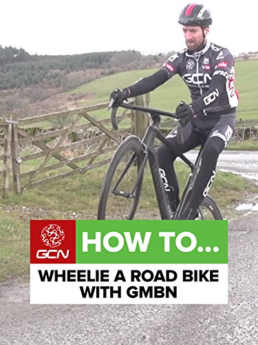 How To Wheelie A Road Bike With GMBN on Amazon Prime Instant Video UK