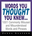 Words You Thought You Knew