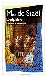 Delphine, tome 1 par Staël