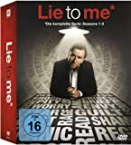 Lie to Me - Complete Box (14 Discs)