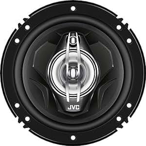JVC CSZX630 300W 6.5-Inch 3-Way Coaxial Speakers - Set of 2