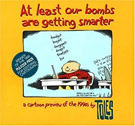 "Cover of ""At Least Our Bombs Are Getting ..."