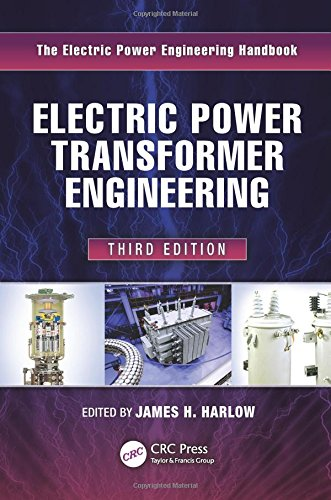 Electric Power Transformer Engineering, Third Edition (Electric Power Engineering Handbook) (Voltage Regulator Handbook compare prices)
