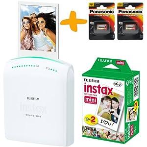 Fuji Instax SHARE SP 1 Smartphone WiFi portable Instant Photo Printer