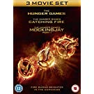 The Hunger Games: 1-3 [DVD]