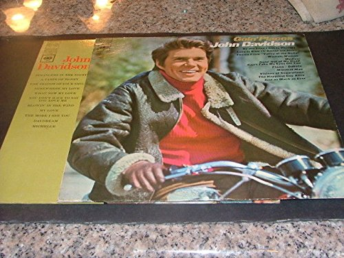 2-john-davidson-lps-goin-places-the-time-of-my-life