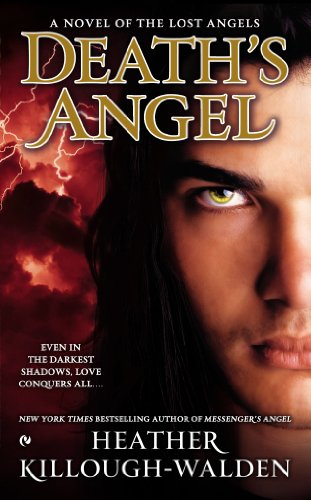 Image of Death's Angel (Lost Angels, Book 3)