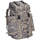 24″ Hiking Backpack in Jungle Camo