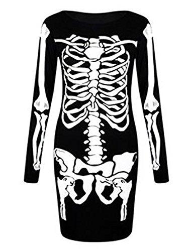Fashion -  Maglia a manica lunga  - Donna BODYCON DRESS