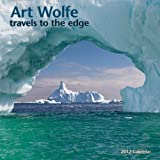 Art Wolfe, Travels to the Edge 2012 Wall Calendar