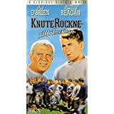 Knute Rockne All American [VHS]