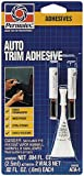 Permatex 80885 Auto Trim Adhesive, .07 fl oz Tube