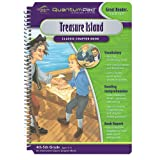 Quantum Pad Learning System: Treasure Island Interactive Book and Cartridge ~ Unknown