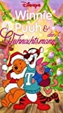 Winnie the Pooh & Christmas Too [VHS]